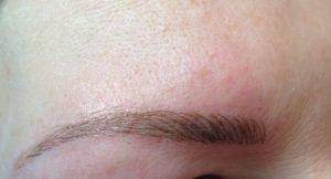 Microblading Augenbraue
